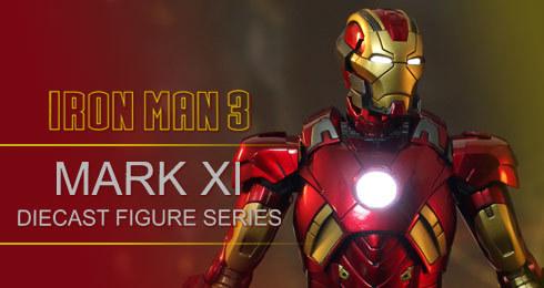 マーク11(アイアンマン3 最終決戦で登場)