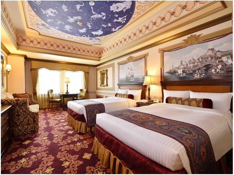 ディズニーホテルで一泊楽しんじゃう!