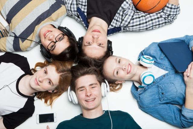 パターン2:授業で大学の仲間を作る!