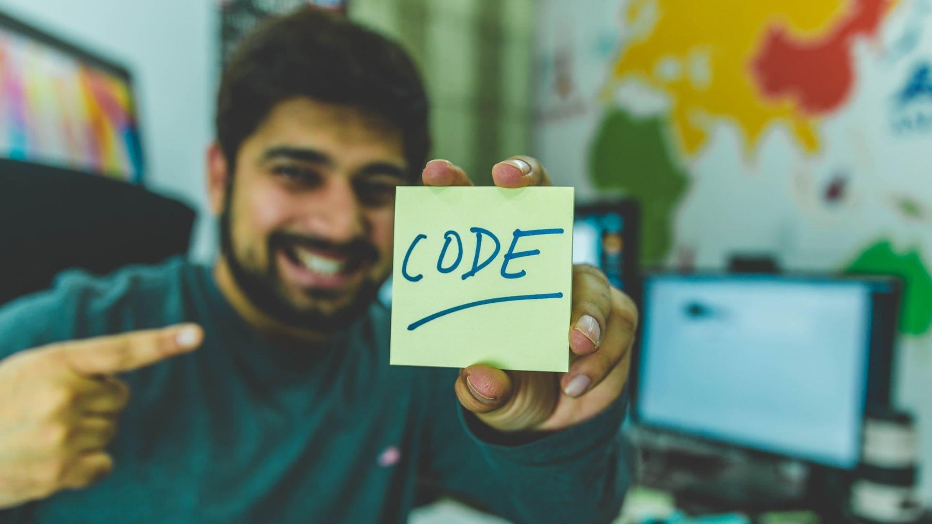 プログラミング初心者 コード