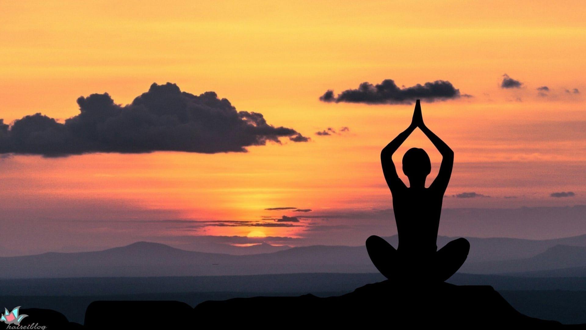 暇つぶし 瞑想