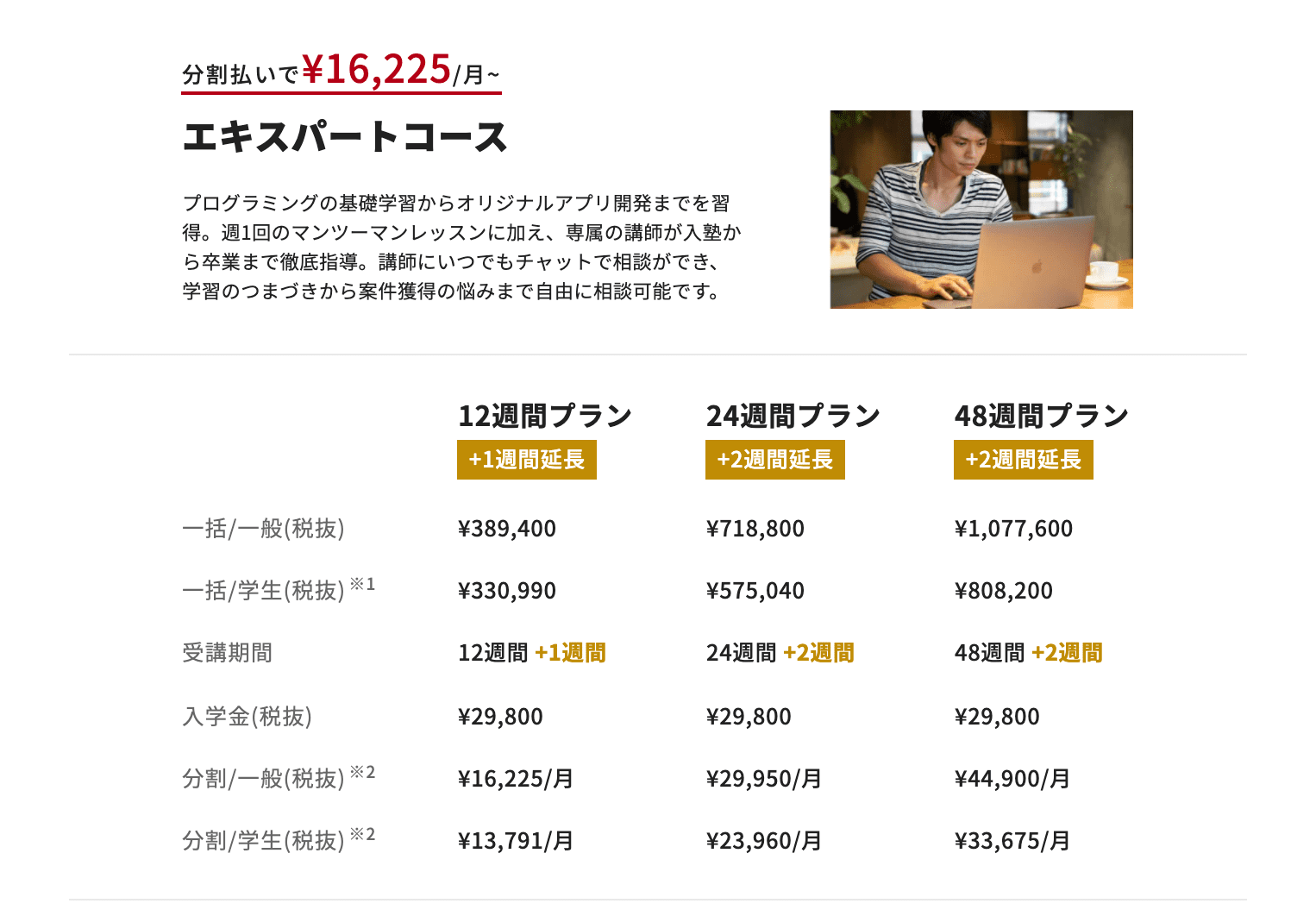 侍エンジニア塾